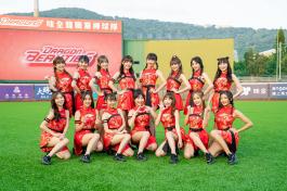 [台灣] 味全龍 啦啦隊美女 職棒啦啦隊