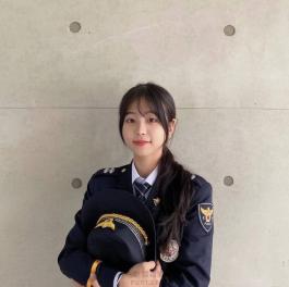 韓妹 警察美女 警校生